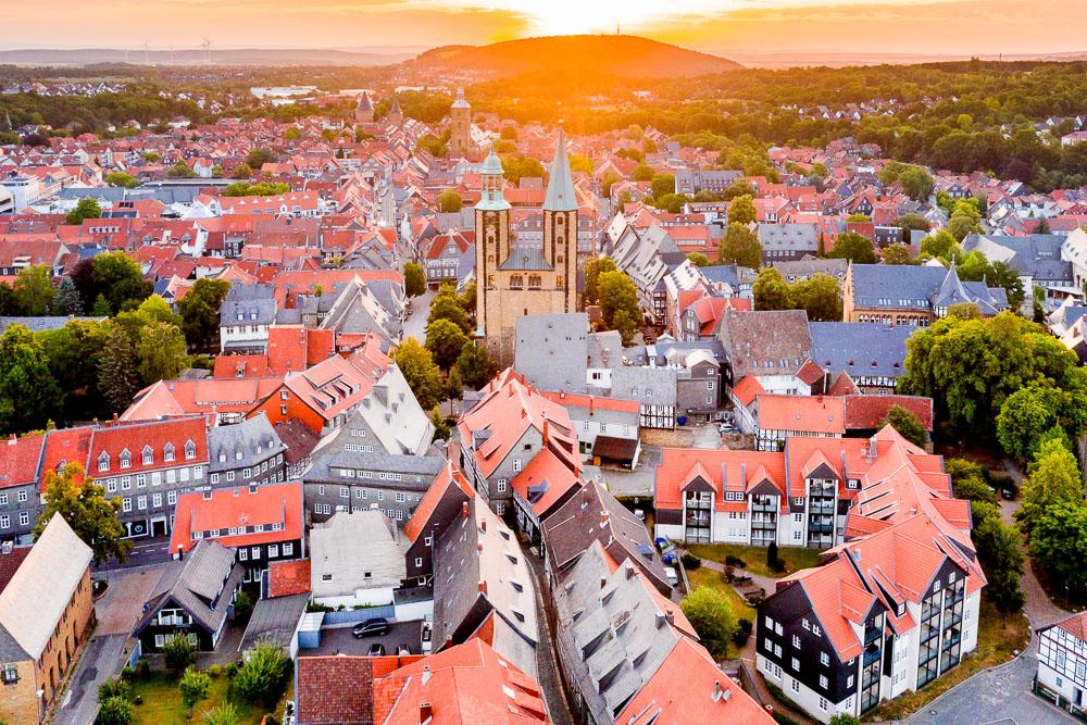 Goslar et sa Mine de Rammelsberg