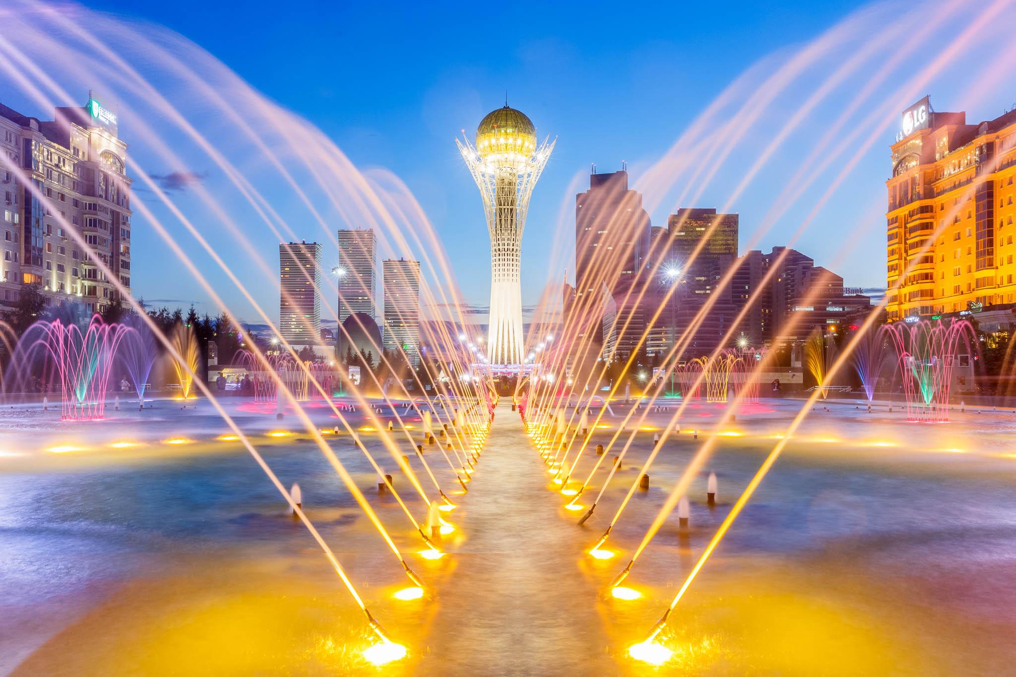 Astana Capital of Kazakhstan
