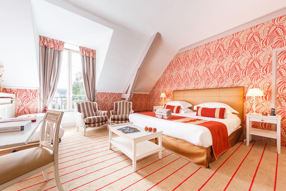 Domaine Bretesche Relais Chateaux Room Chambre