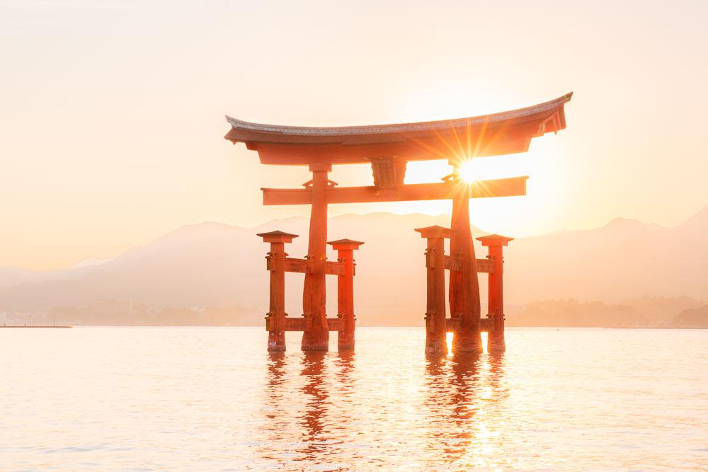 Japan Miyajima torii08