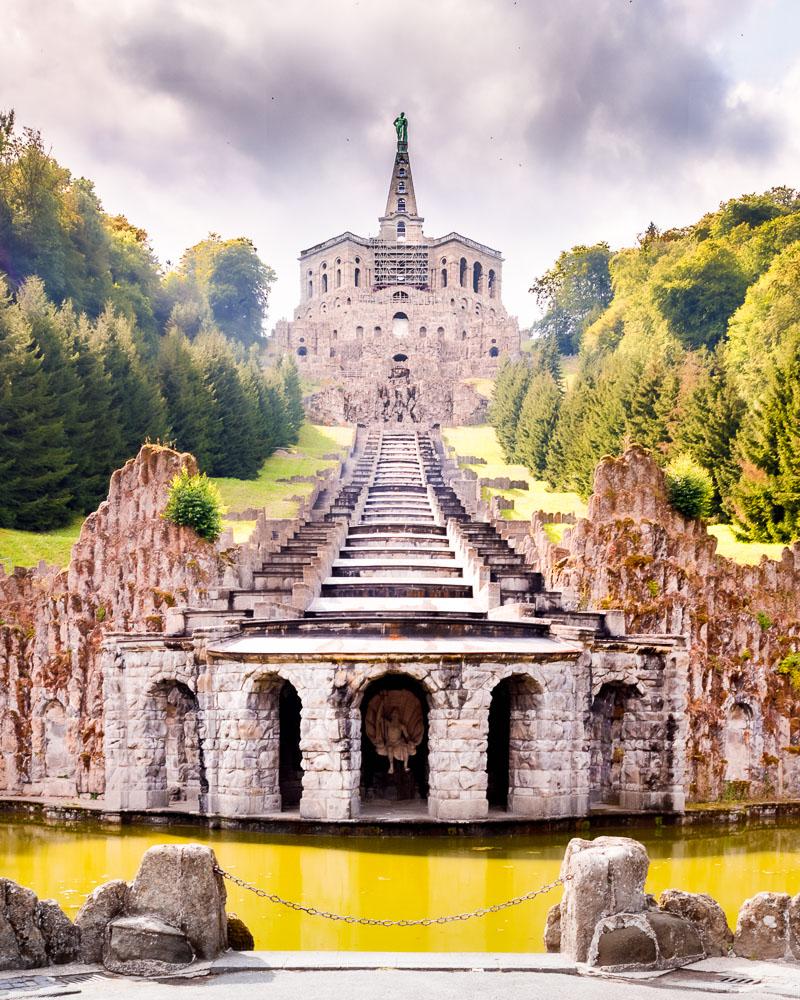 Allemagne Germany Bergpark UNESCO Loic Lagarde 11