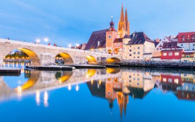 Regensburg Old Town
