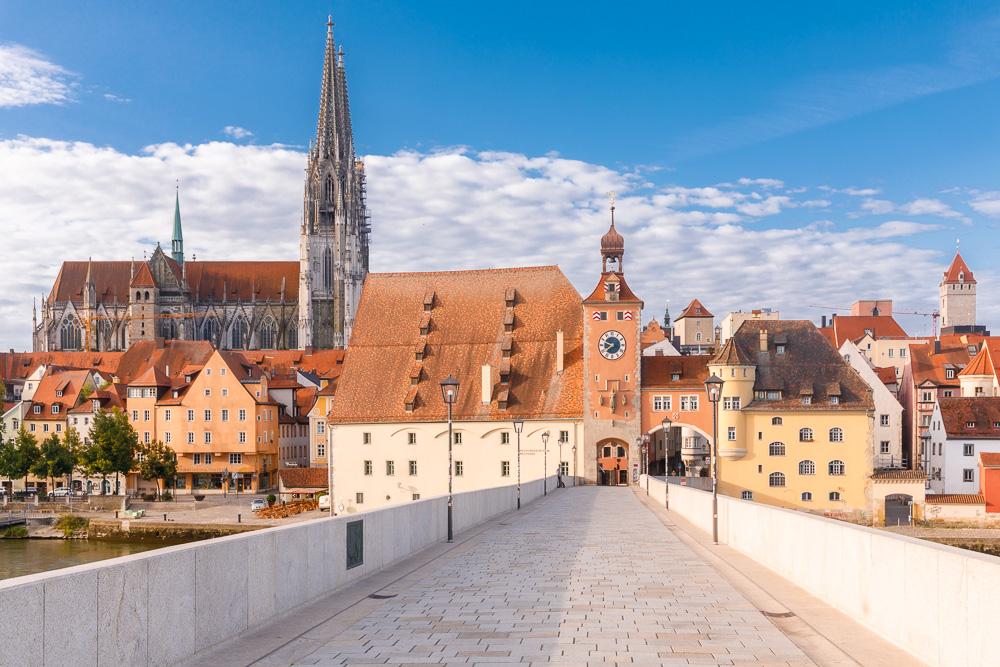 Allemagne Germany Regensburg UNESCO Loic Lagarde – 01-5