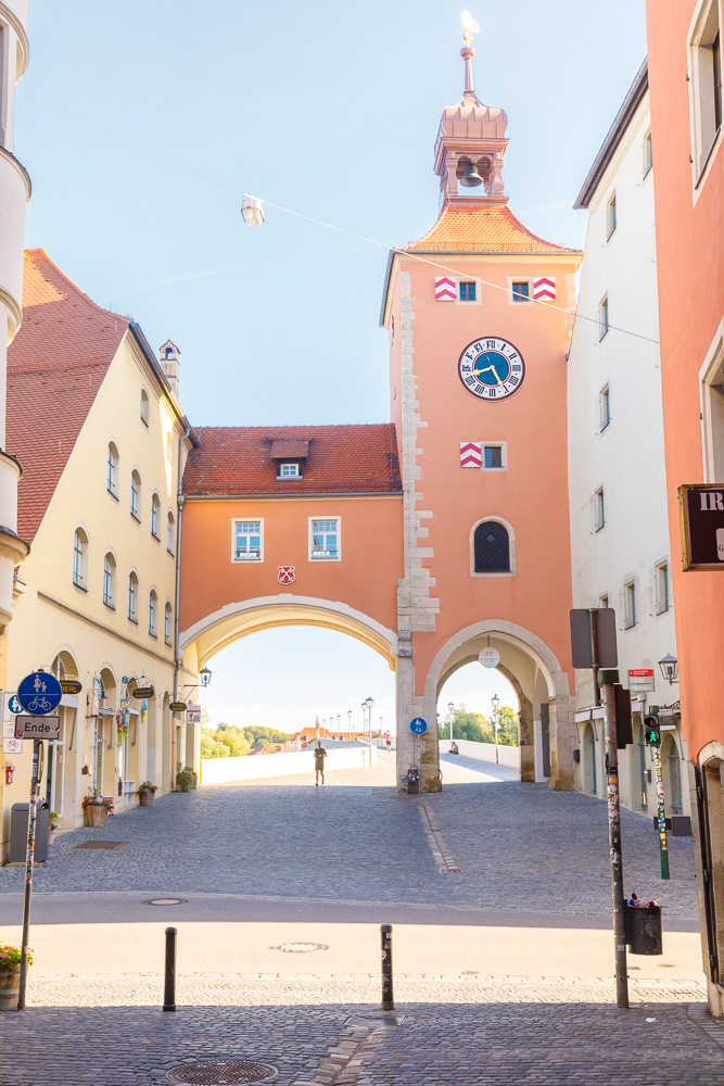 Allemagne Germany Regensburg UNESCO Loic Lagarde – 02-2