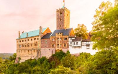Castle of Wartburg