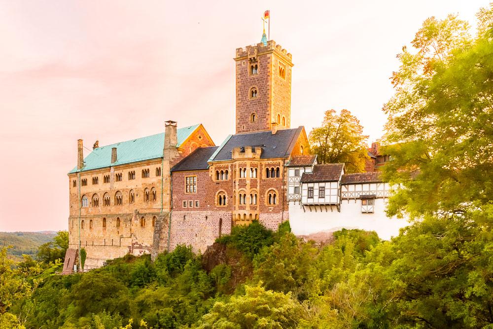 Allemagne Germany Wartburg UNESCO Loic Lagarde 01