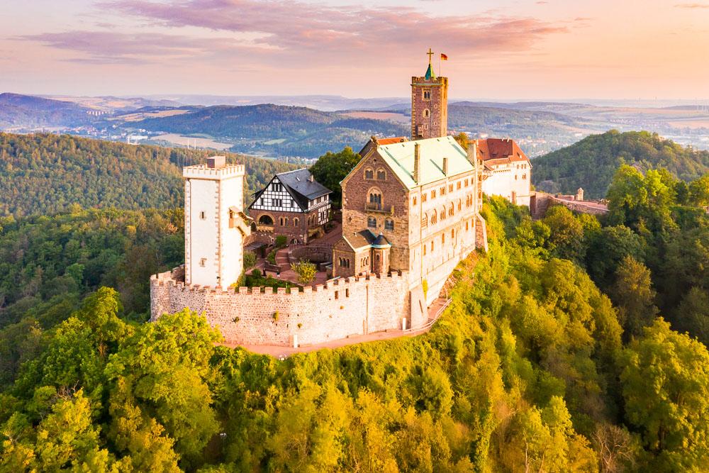 Allemagne Germany Wartburg UNESCO Loic Lagarde 02