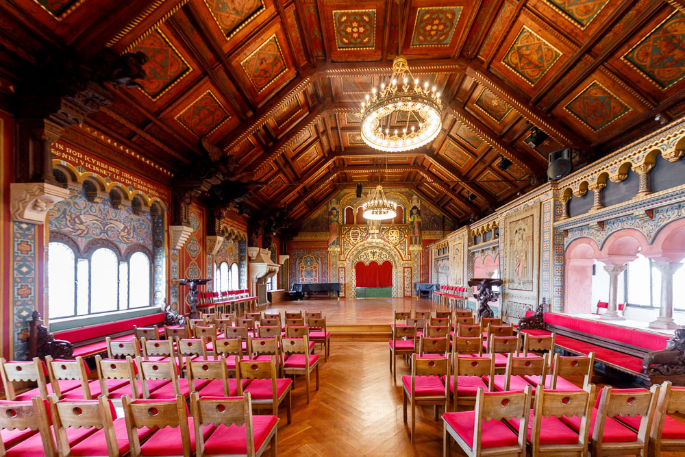 Allemagne Germany Wartburg UNESCO Loic Lagarde 10-6
