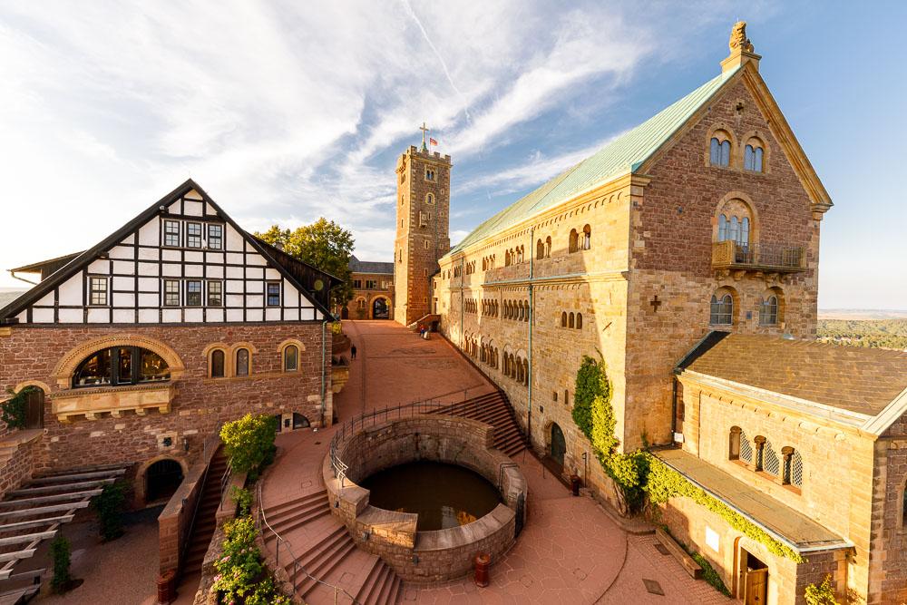 Allemagne Germany Wartburg UNESCO Loic Lagarde 11