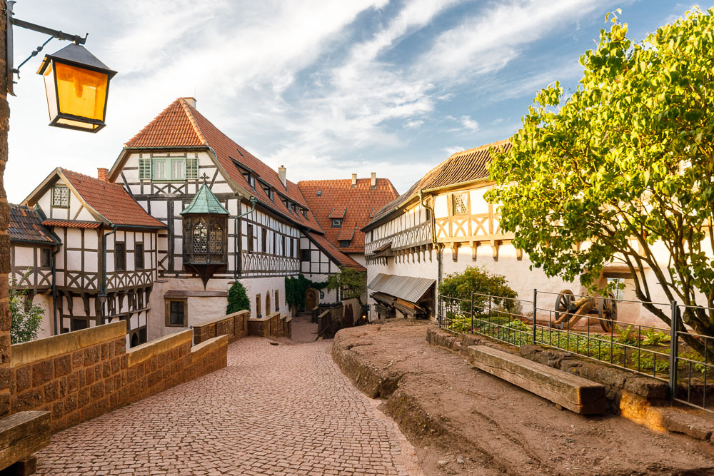 Allemagne Germany Wartburg UNESCO Loic Lagarde 12