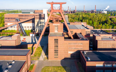 Zollverein Coal Mine Industrial Complex