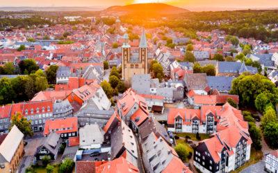 Goslar and its Rammelsberg Mine