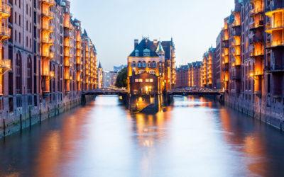Hamburg: The Speicherstadt and the Chilehaus