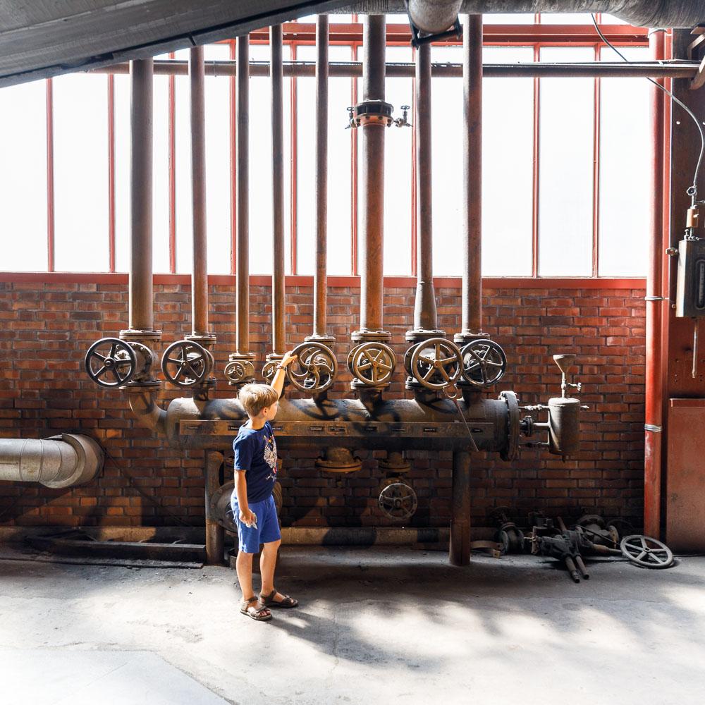 Allemagne Germany UNESCO Zollverein – 03