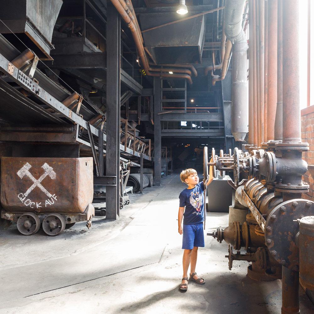 Allemagne Germany UNESCO Zollverein – 04