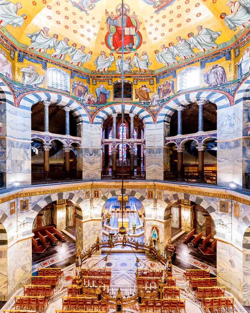 Allemagne Germany UNESCO aachen Aix la Chapelle – 01-3