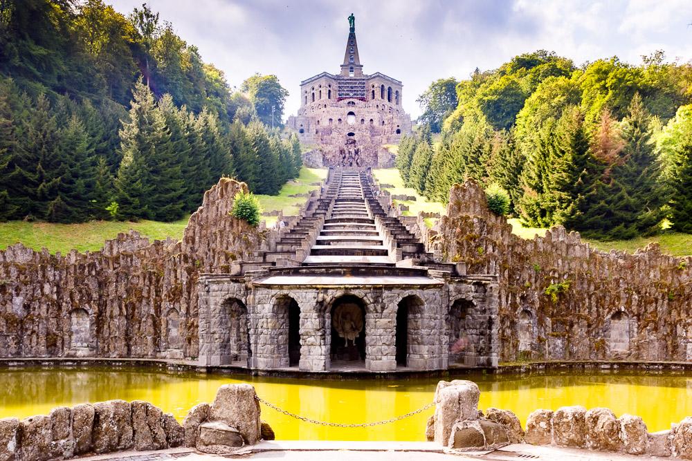 Allemagne Germany UNESCO bergpark - 01-3