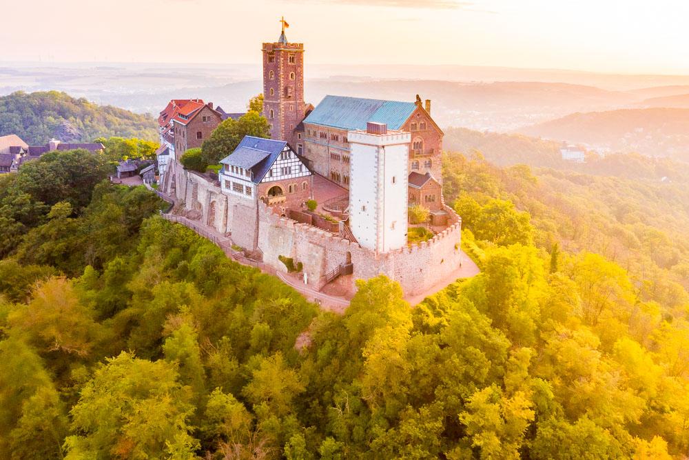 Allemagne Germany Wartburg UNESCO Loic Lagarde 03