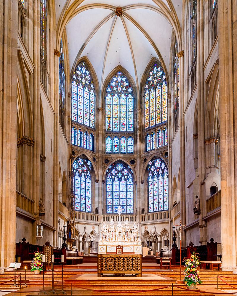 UNESCO Allemagne Regensburg Bayern 01-2