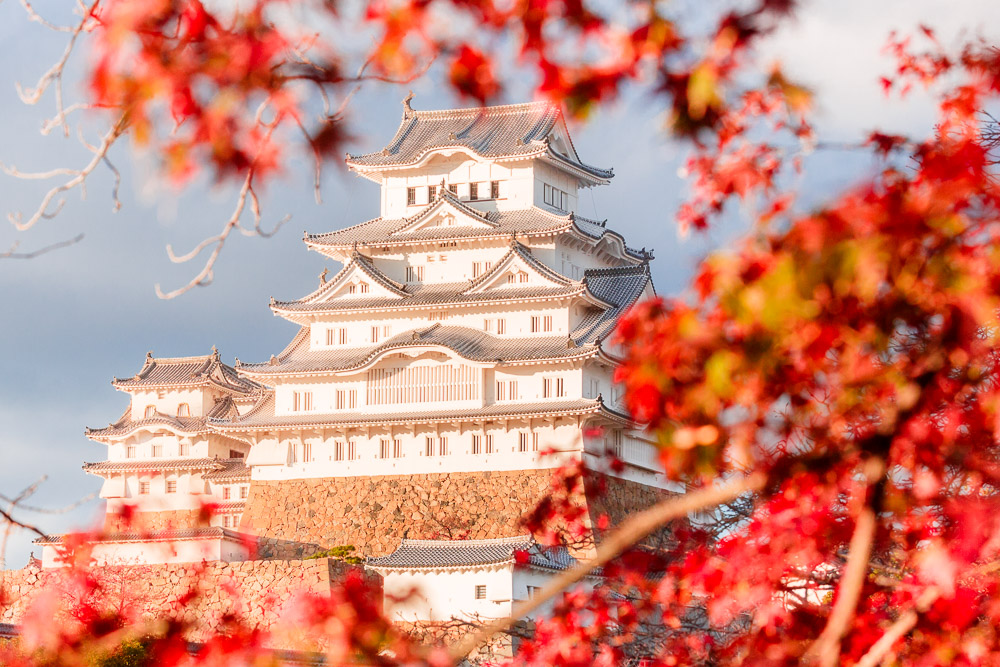 Japan momiji autumn Loic Lagarde Kyoto himeji-2