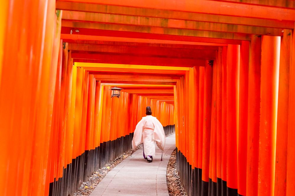 Japan Loic Lagarde Kyoto Fuchimi Inari bestof
