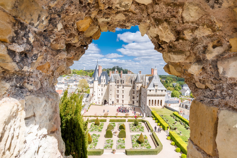 Loire Valley Castle - Chateau de la Loire - Loic Lagarde - France - UNESCO World Heritagev -04