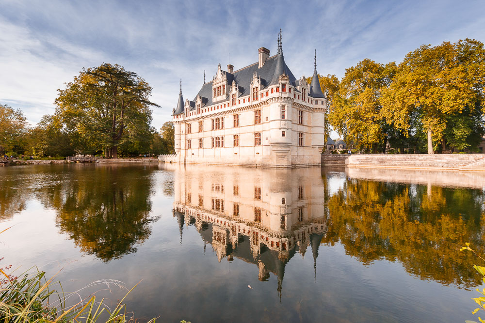 Loire Valley Castle - Chateau de la Loire - Loic Lagarde - France - UNESCO World Heritagev -06