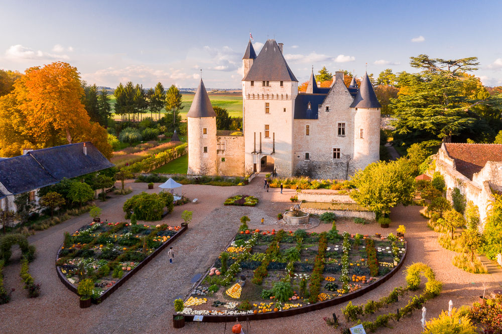 Loire Valley Castle - Chateau de la Loire - Loic Lagarde - France - UNESCO World Heritagev -09