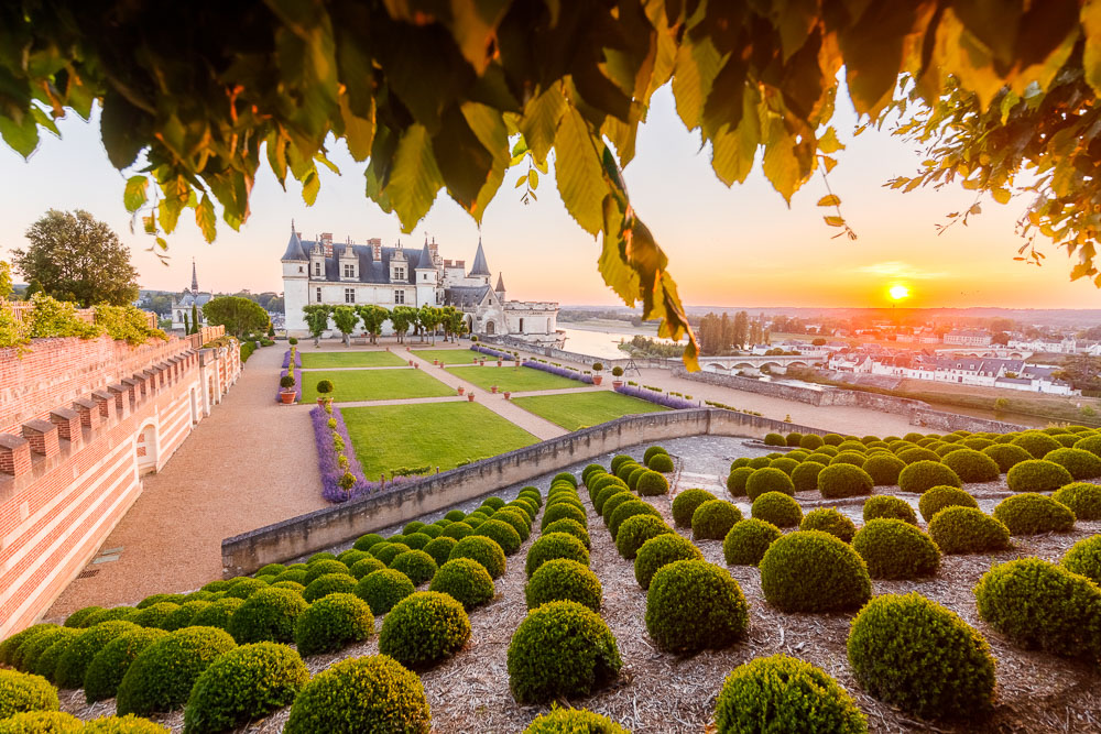 Loire Valley Castle - Chateau de la Loire - Loic Lagarde - France - UNESCO World Heritagev -13