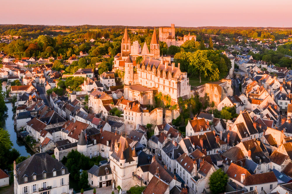 Loire Valley Castle - Chateau de la Loire - Loic Lagarde - France - UNESCO World Heritagev -16