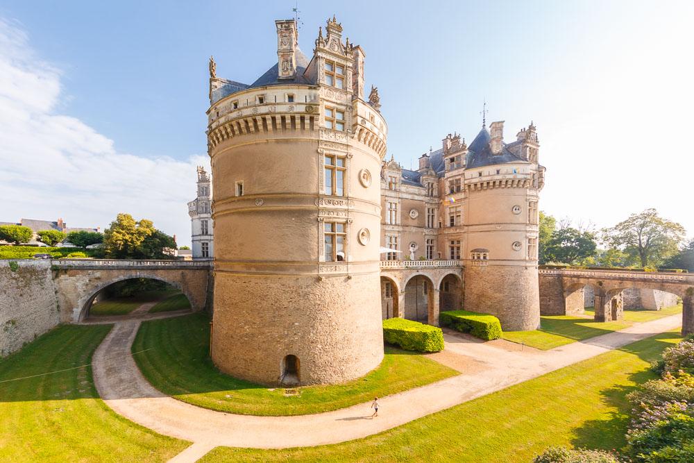 Loire Valley - Chateau de la loire - Le Lude 01