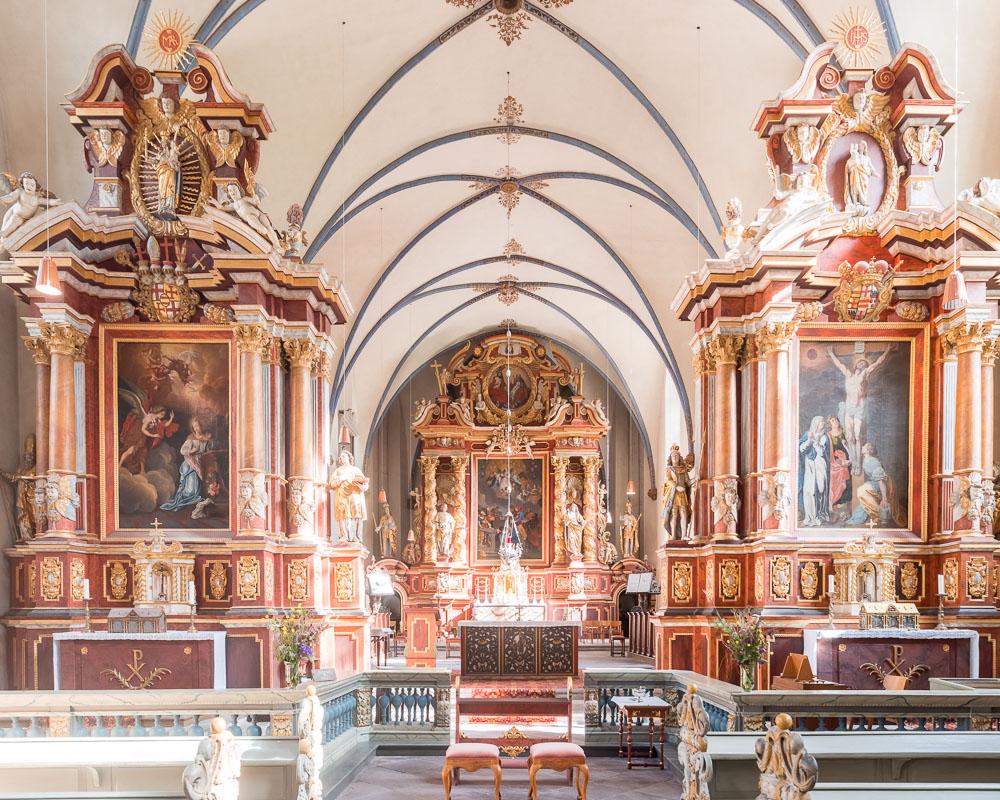 Abbaye Corvey Abbey Loic Lagarde Germany Allemagne UNESCO 02
