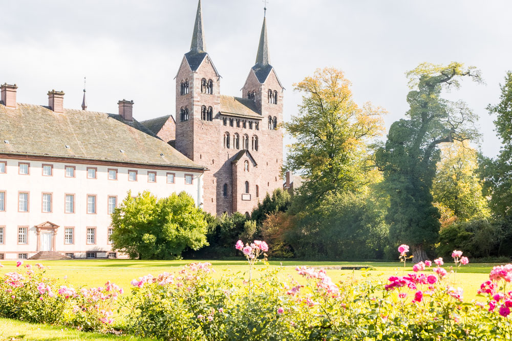 Abbaye Corvey Abbey Loic Lagarde Germany Allemagne UNESCO 08