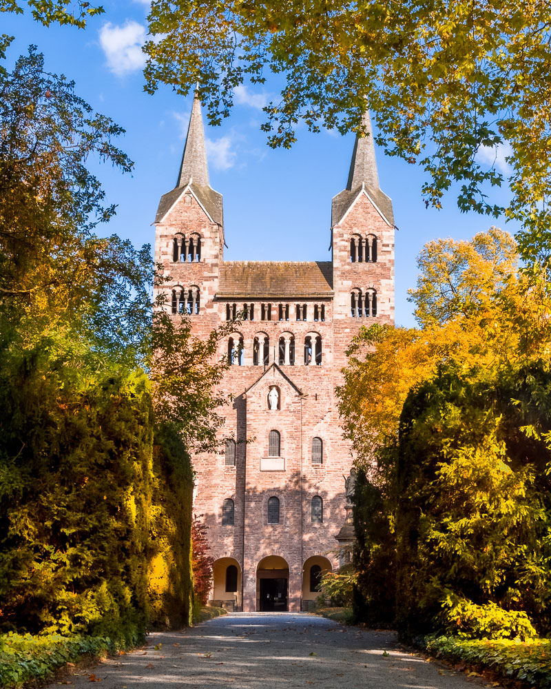 Abbaye Corvey Abbey Loic Lagarde Germany Allemagne UNESCO 13