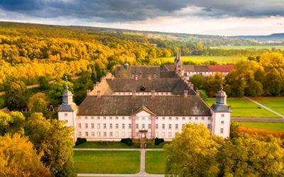Corvey Abbey in Höxter – UNESCO World Heritage Site