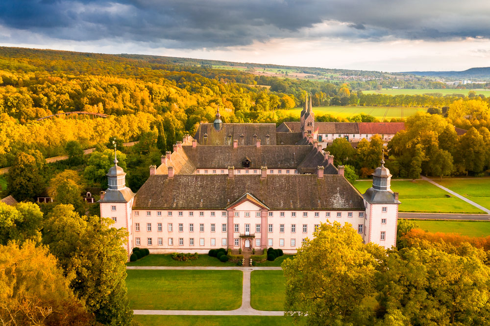 Abbaye Corvey Abbey Loic Lagarde Germany Allemagne UNESCO 17