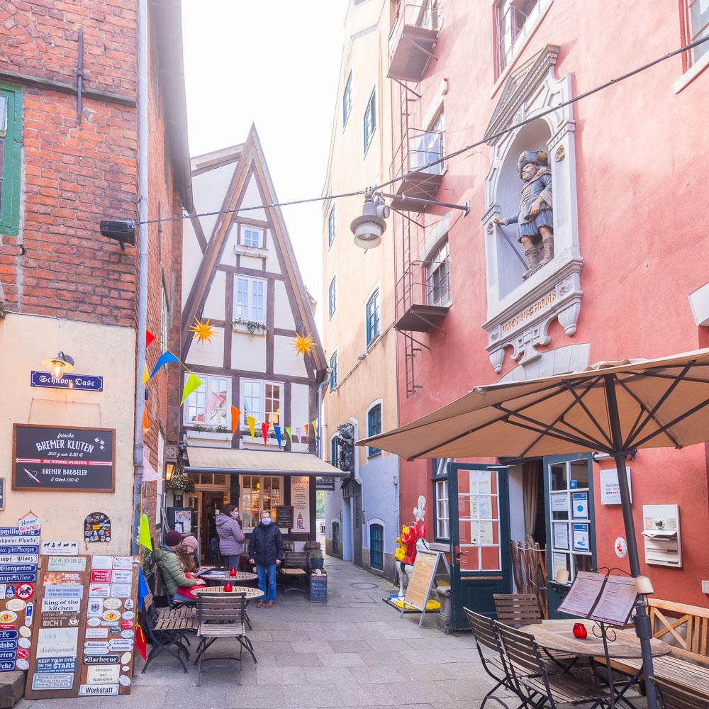 Bremen Breme Loic Lagarde map Allemagne Germany UNESCO-15