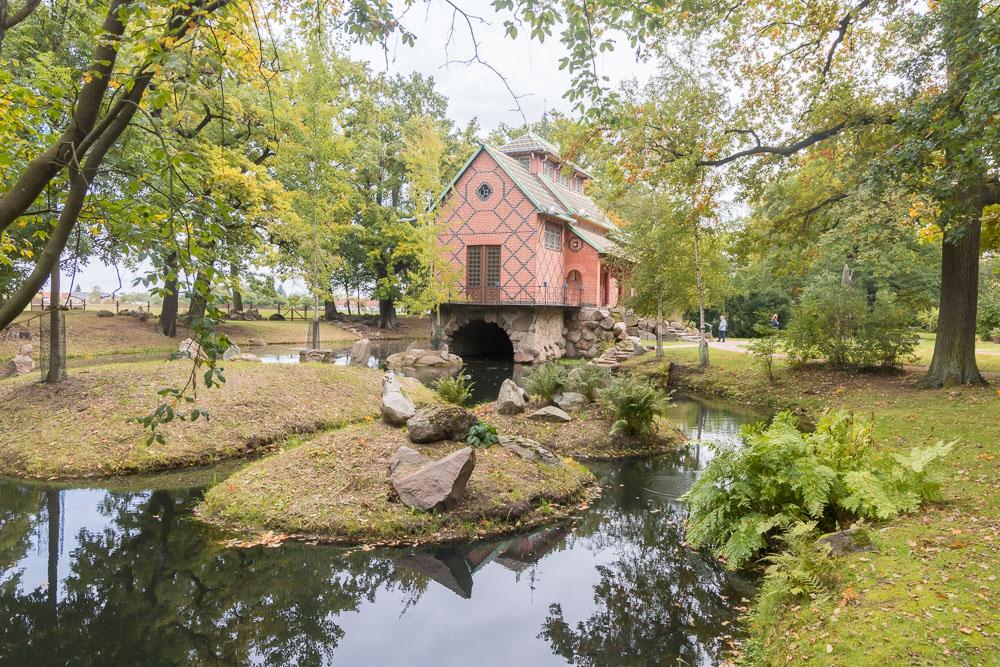 Dessau Woerlitz Garden Loic Lagarde Germany Allemagne UNESCO 06