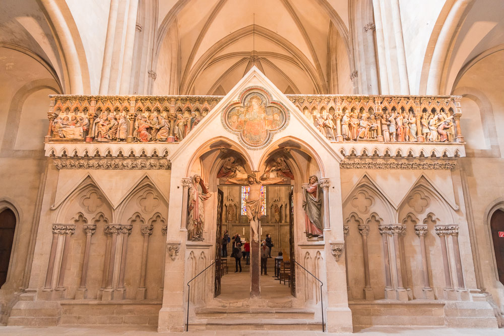 Jubé de la Cathédrale de Naumburg Loic Lagarde Germany Allemagne