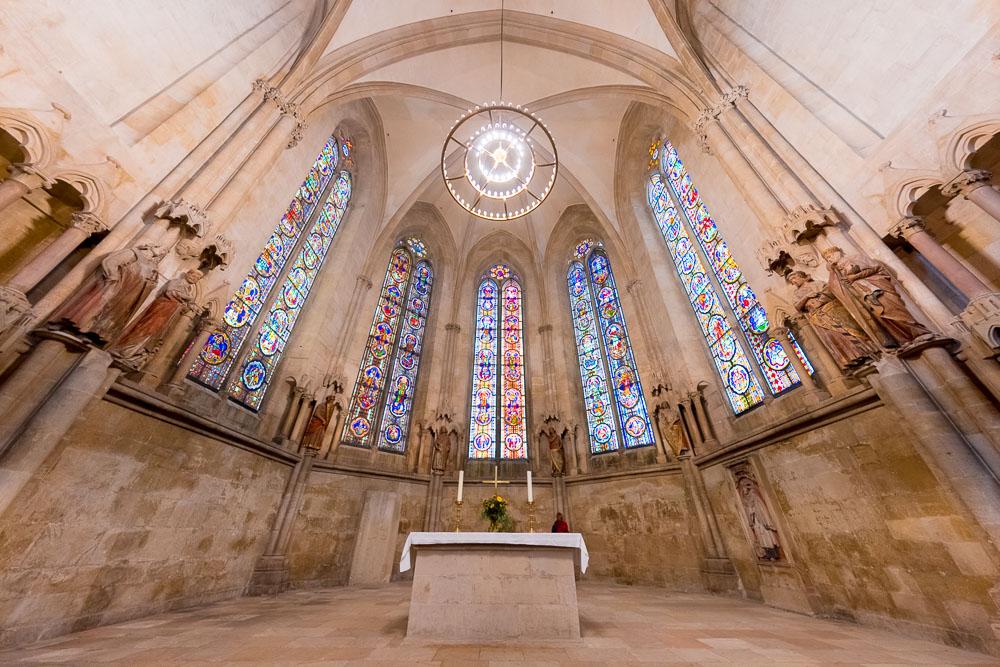Choeur de la Cathédrale de Naumburg Loic Lagarde Germany Allemagne UNESCO 08