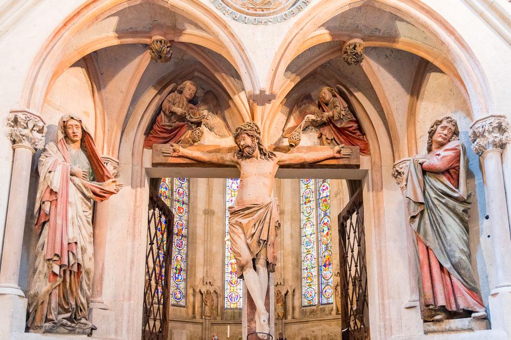 Jubé de la Cathédrale de Naumburg