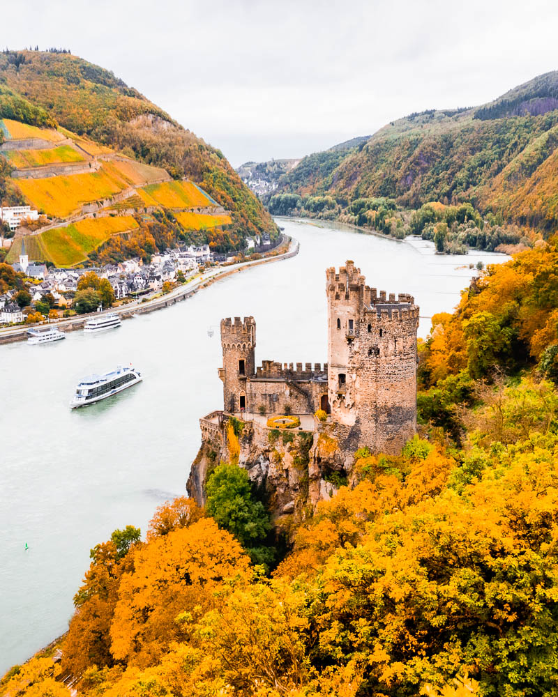 Rhine Loic Lagarde Germany Allemagne UNESCO 30-2