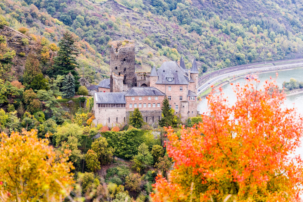 Rhine Rhin Romantique Loic Lagarde Germany Allemagne UNESCO 09