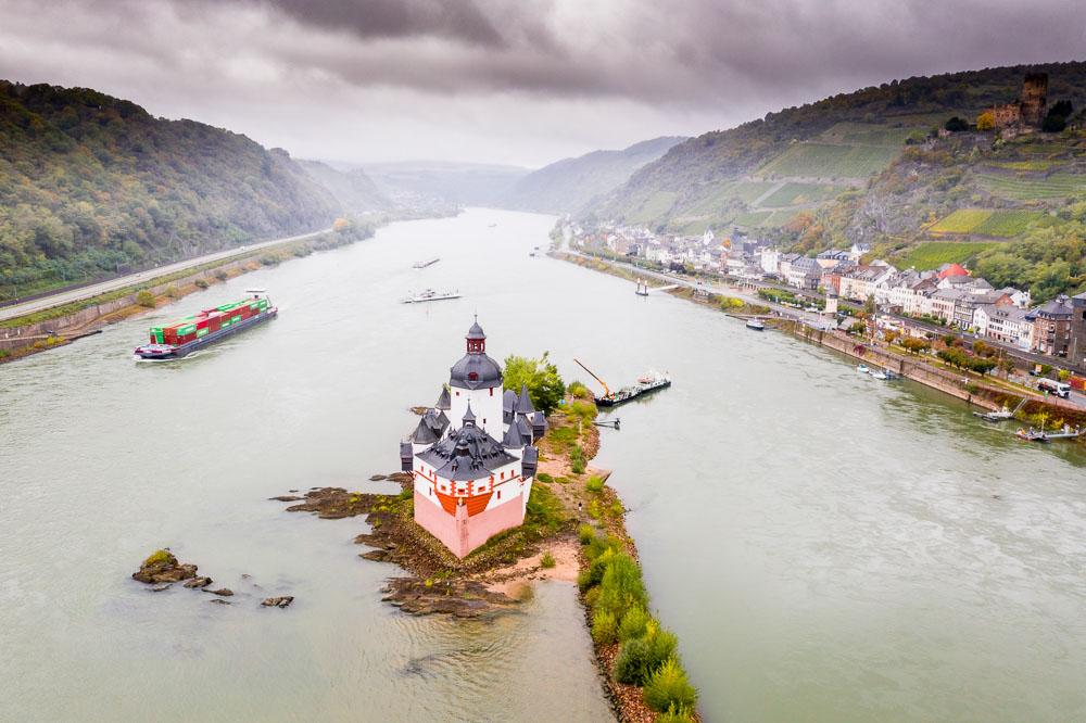 Rhine Rhin Romantique Loic Lagarde Germany Allemagne UNESCO 11