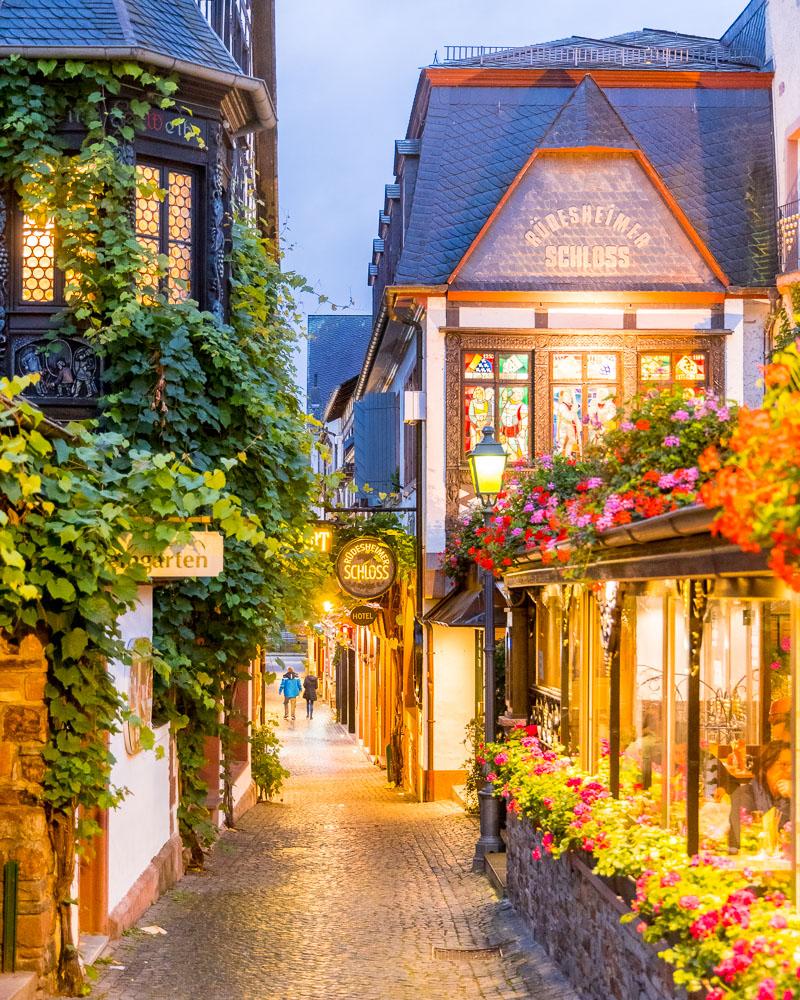 Rhine Rhin Romantique Loic Lagarde Germany Allemagne UNESCO 19