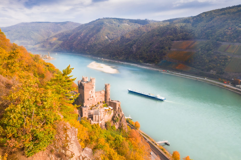 Rhine Rhin Romantique Loic Lagarde Germany Allemagne UNESCO 26