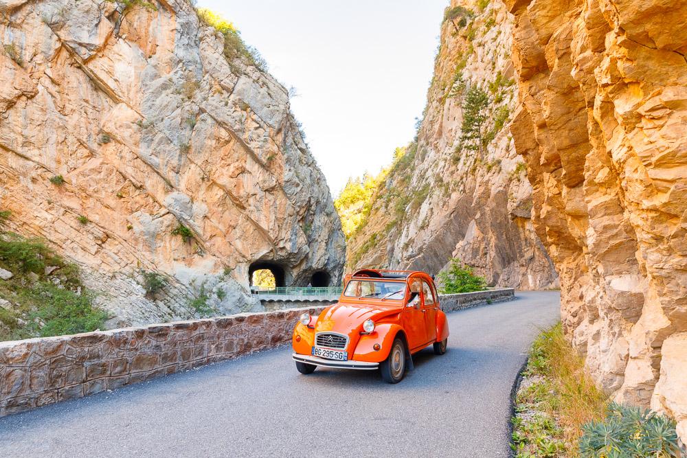 Route Napoleon 2020 Citroen 2CV Digne Loic Lagarde01-5