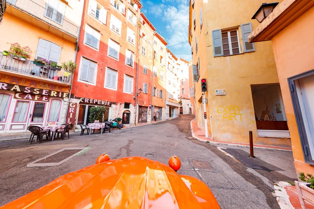 Route Napoleon 2020 Citroen 2CV Grasse Loic Lagarde02