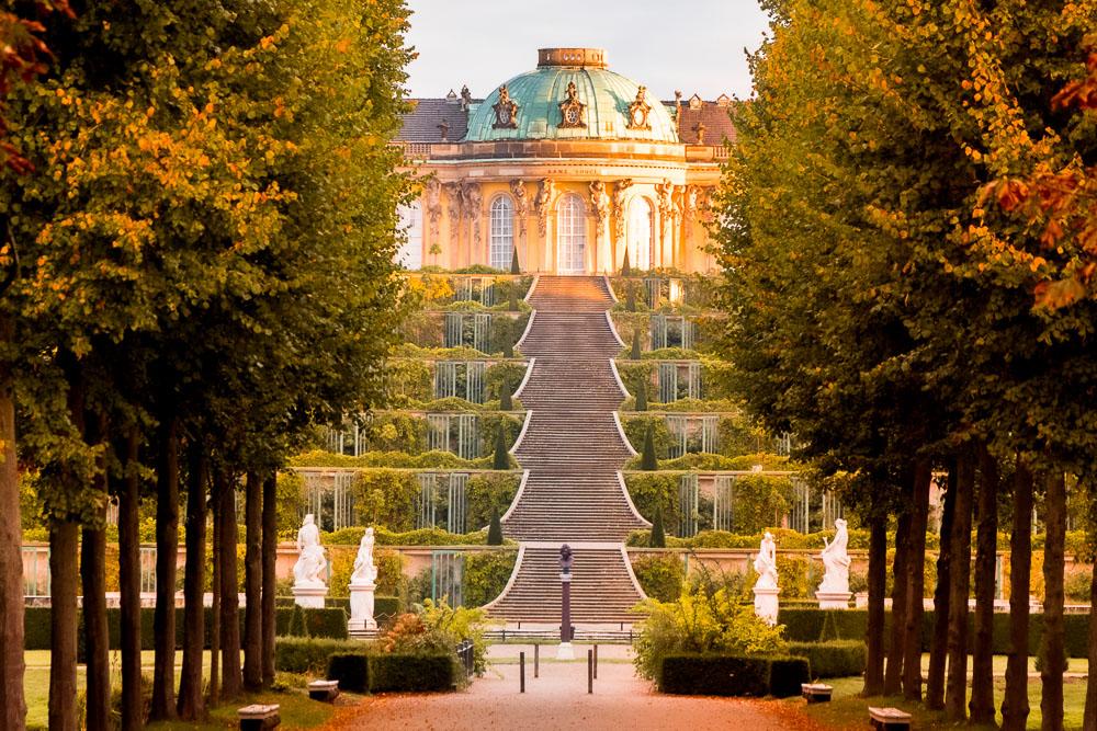 Sanssouci Loic Lagarde Germany Allemagne UNESCO 21