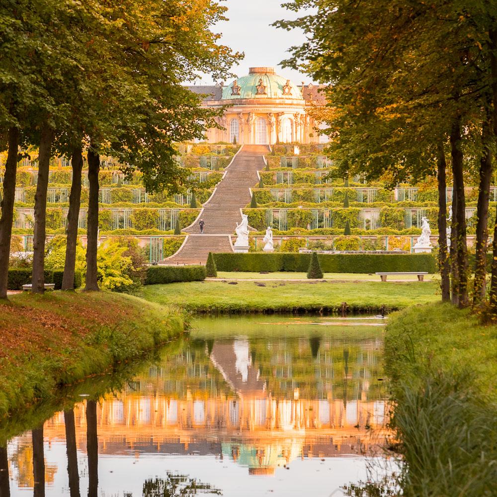 Sanssouci Loic Lagarde Germany Allemagne UNESCO 22